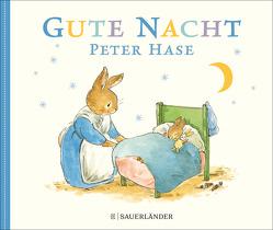 Gute Nacht Peter Hase von Borawski,  Cordula, Potter,  Beatrix