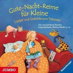 Gute-Nacht-Reime für Kleine von Höffer,  Donata, Szylowicki,  Sonja, u.v.a.