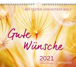 Gute Wünsche 2021 von Lechner,  Odilo