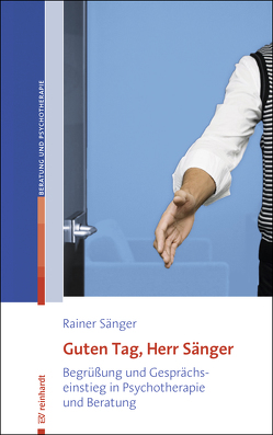Guten Tag, Herr Sänger von Sänger,  Rainer