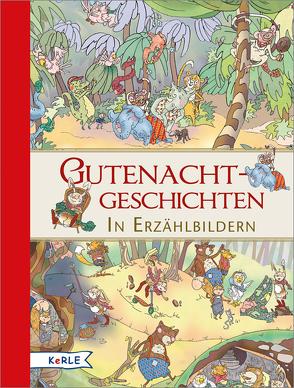 Gutenachtgeschichten in Erzählbildern von Platzer,  Raphaela, Wagner,  Maja