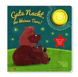 Gutenachtgeschichtenbuch mit Licht von Battuz,  Christine