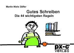Gutes Schreiben von Däfler,  Martin-Niels