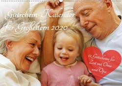 Gutschein-Kalender für Großeltern 2020 (Wandkalender 2020 DIN A2 quer) von Lehmann (Hrsg.),  Steffani