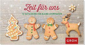 Gutscheinbuch Zeit für uns von Groh,  Joachim