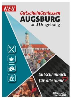 GutscheinGeniessen Augsburg 1. Auflage von EM-Marketing GmbH,  Moser Roland