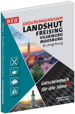 GutscheinGeniessen Landshut 1. Auflage von EM-Marketing GmbH,  Moser Roland