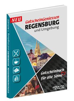 GutscheinGeniessen Regensburg 1. Auflage von EM-Marketing GmbH,  Moser Roland