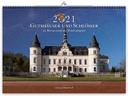 Gutshäuser und Schlösser in Mecklenburg-Vorpommern von Thiessenhusen,  Axel, Zander,  Ilka