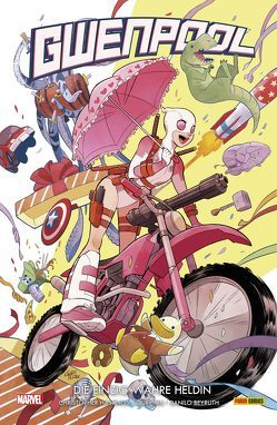 Gwenpool von Beyruth,  Danilo, Hastings,  Christopher, Hiruguri, Strittmatter,  Michael