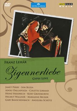 Gypsy Love • Zigeunerliebe