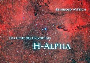 H-Alpha – Das Licht des Universums (Posterbuch DIN A3 quer) von Wittich,  Reinhold