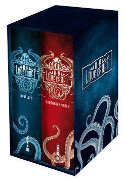 H.P. Lovecraft: Gesammelte Werke von Eisenhofer,  Hannelore, Lovecraft,  H. P.