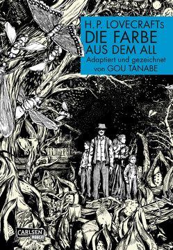 H.P. Lovecrafts Die Farbe aus dem All von Ossa,  Jens, Tanabe,  Gou