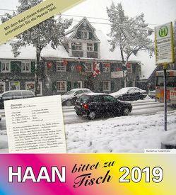 Haan bittet zu Tisch 2019