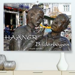 Haaner Bilderbogen 2021 (Premium, hochwertiger DIN A2 Wandkalender 2021, Kunstdruck in Hochglanz) von Haafke,  Udo