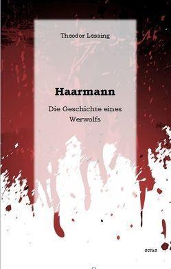 Haarmann von Lessing,  Theodor