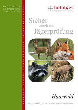 Haarwild von Heintges,  Wolfgang, Hofmann,  R. R., Schmidt,  Klaus