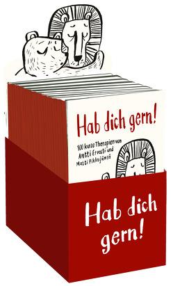 Hab Dich gern! 11/10 Box von Ervasti,  Antti, Pikkujämsaä,  Matti, Schilling,  Benjamin
