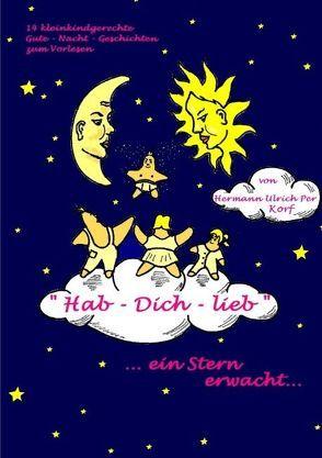 """""""Hab-Dich-lieb""""  ein Stern erwacht von Korf,  Hermann Ulrich Per"""