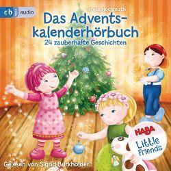 HABA Little Friends – Das Adventskalenderhörbuch – von Burkholder,  Sigrid, Hochmuth,  Teresa