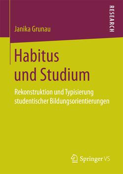 Habitus und Studium von Grunau,  Janika