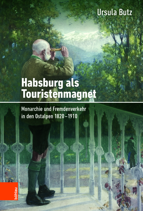 Habsburg als Touristenmagnet von Bütz,  Ursula