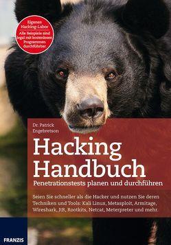 Hacking Handbuch von Dr. Engebretson,  Patrick