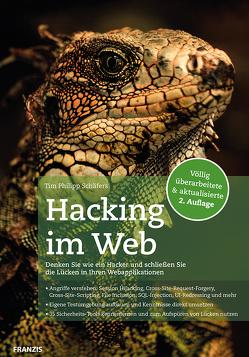 Hacking im Web von Schäfers,  Tim Philipp