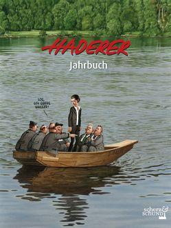 Haderer Jahrbuch von Haderer,  Gerhard