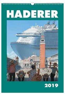 Haderer Kalender 2019 von Haderer,  Gerhard