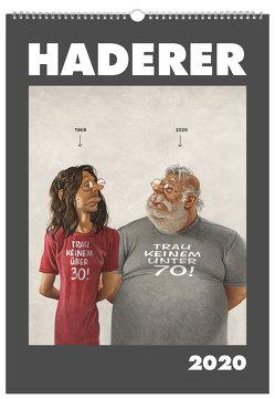 Haderer Kalender 2020 von Haderer,  Gerhard