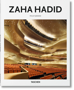 Zaha Hadid von Jodidio,  Philip