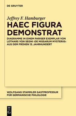 Haec figura demonstrat von Hamburger,  Jeffrey F.