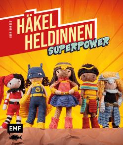 Häkel-Heldinnen – Superpower von Borges,  Inga