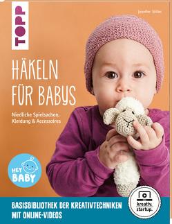 Häkeln für Babys (kreativ.startup.) von Stiller,  Jennifer