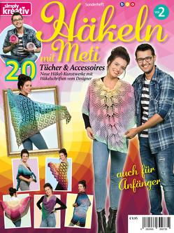 Häkeln mit Meti Vol. 2 – 20 Tücher & Accessoires von bpa media GmbH, Samini,  Ahmet