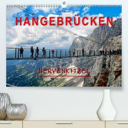 Hängebrücken – Nervenkitzel (Premium, hochwertiger DIN A2 Wandkalender 2020, Kunstdruck in Hochglanz) von Roder,  Peter