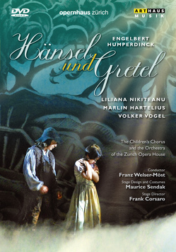 Hänsel und Gretel von Humperdinck,  Engelbert, Welser-Möst,  Franz