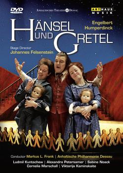 Hänsel und Gretel von Frank,  Markus L., Humperdinck,  Engelbert