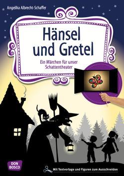 Hänsel und Gretel von Albrecht-Schaffer,  Angelika, Grimm Brüder