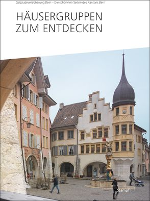 Häusergruppen zum Entdecken von Gebäudeversicherung Bern (GVB)