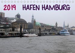 Hafen Hamburg 2019 (Tischkalender 2019 DIN A5 quer) von Dorn,  Markus