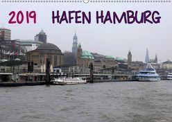 Hafen Hamburg 2019 (Wandkalender 2019 DIN A2 quer) von Dorn,  Markus