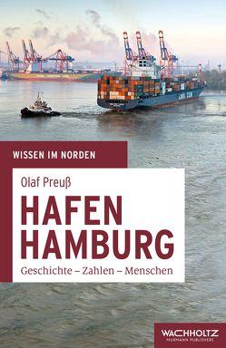 Hafen Hamburg von Preuss,  Olaf