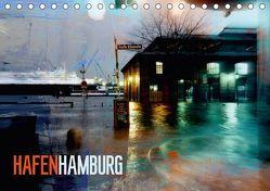 Hafen Hamburg (Tischkalender 2018 DIN A5 quer) von URSfoto,  k.A.