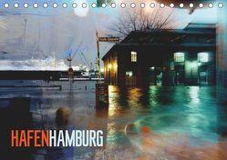 Hafen Hamburg (Tischkalender 2019 DIN A5 quer) von URSfoto