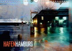 Hafen Hamburg (Wandkalender 2018 DIN A4 quer) von URSfoto,  k.A.