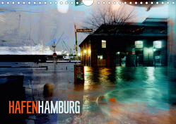 Hafen Hamburg (Wandkalender 2021 DIN A4 quer) von URSfoto