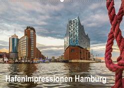 Hafenimpressionen Hamburg 2020 (Wandkalender 2020 DIN A2 quer) von Jäck,  Lutz